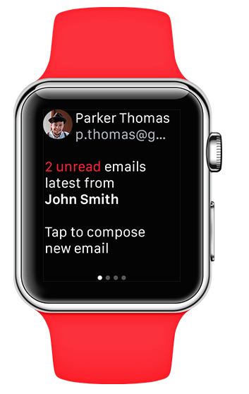 Apple Watch UI supports attributed strings in labels